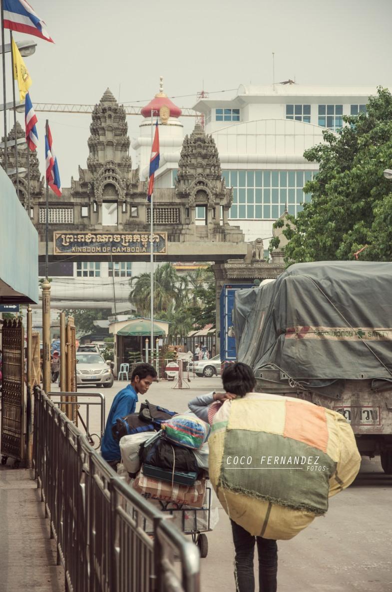 Frontera Tailandia-Camboya